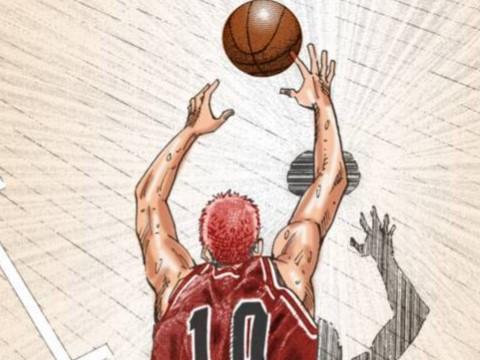 《灌籃高手》櫻木心裡是籃球重要,還是晴子重要?答案在這裡