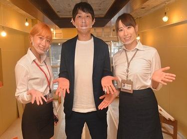 SOD成人樂園飲食旗艦店10月10於新宿.歌舞伎町開張