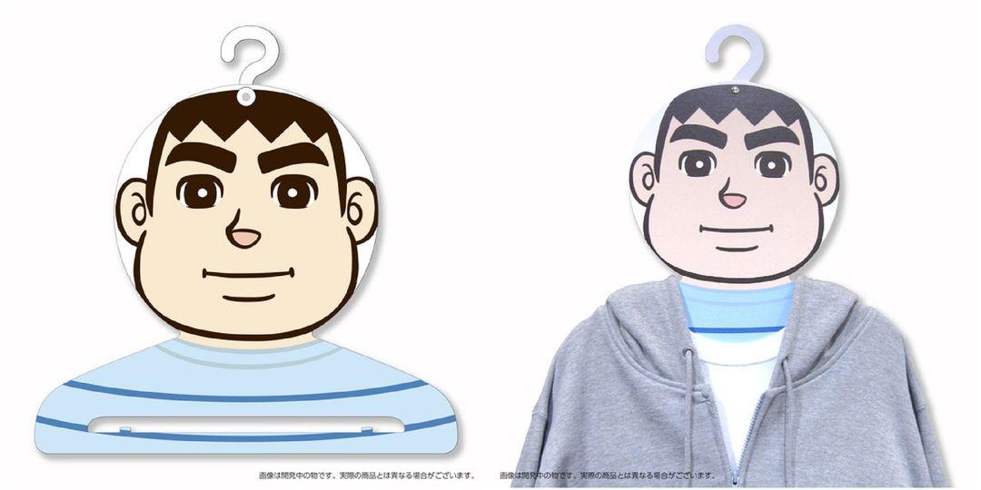 【動漫資訊分享】《哆啦A夢》好胖虎(きれいなジャイアン) 推出衣架了!