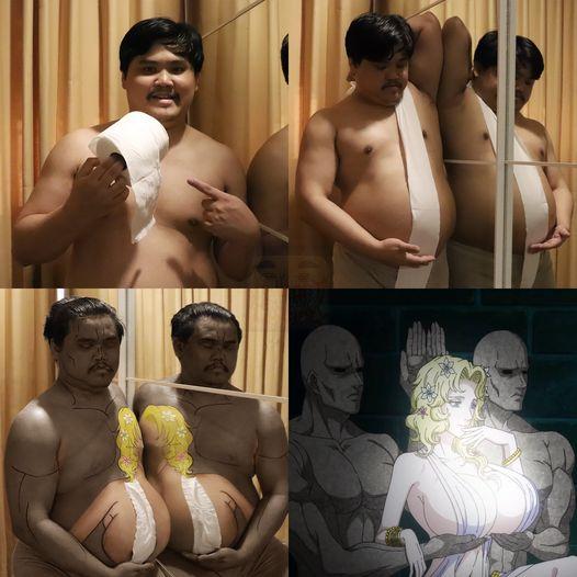 低成本泰國小哥最新COS照來啦!