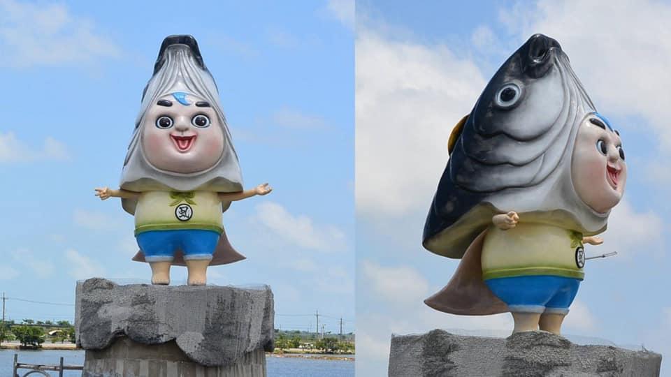 那些在台灣酷斃了的吉祥物/裝置藝術!